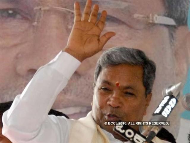 PM Narendra Modi 'facilitator of corruption, alleges Siddaramaiah