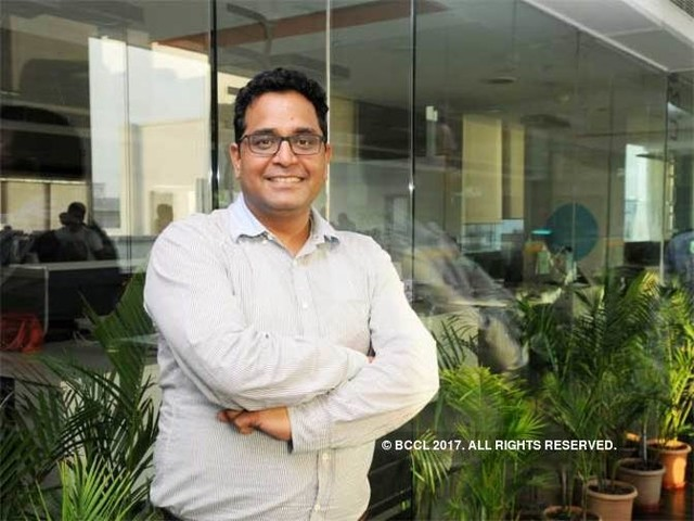 Paytm founder Vijay Shekhar Sharma warns against imposter