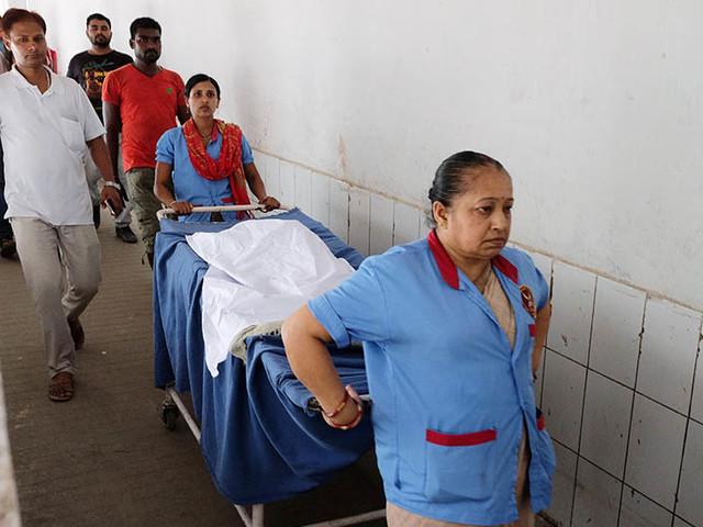 Mysterious 'brain fever' killing children in India