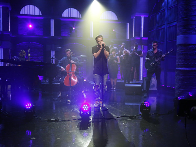 One Republic's 'White Christmas' is Out Now