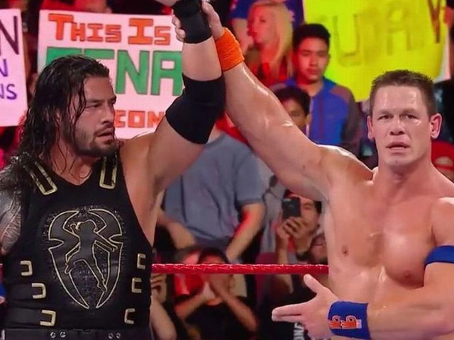 WWE No Mercy: Reigns beats Cena, Lesnar retains Universal title