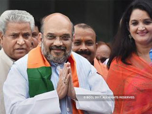 In Uttarakhand, Amit Shah takes stock of projects, roles