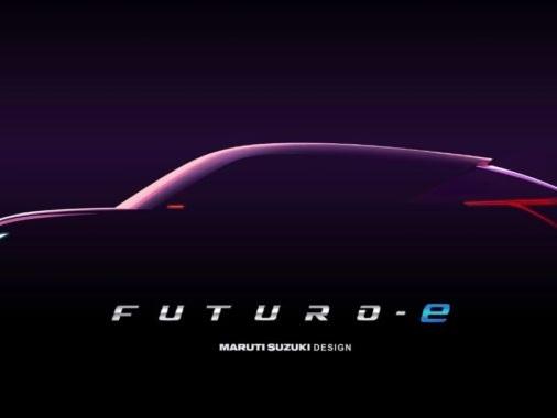 Maruti Suzuki Futuro-e Concept SUV To Debut At The Auto Expo 2020