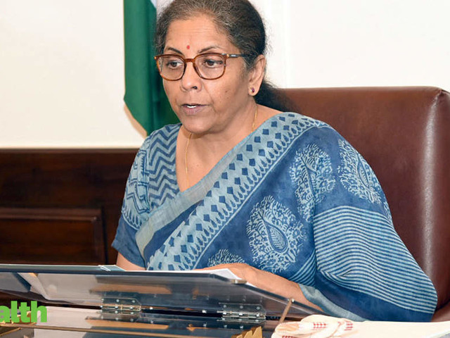 Working with RBI on need for loan restructuring: FM Nirmala Sitharaman