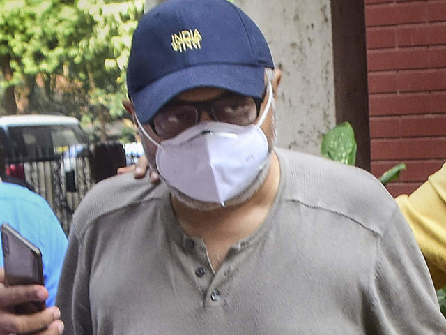 Former CEO of BARC Partho Dasgupta, arrested in TRP scam, hospitalised