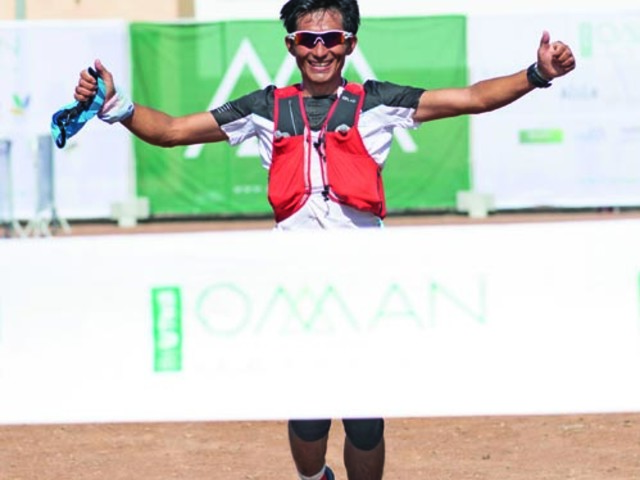 Gurung wins Race