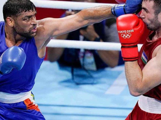 Tokyo Olympics: Satish Kumar exits after losing to world champion in quarterfinals