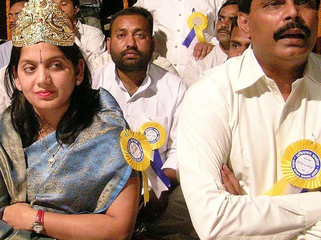 Bahubalis in Bihar want better halves in poll fray
