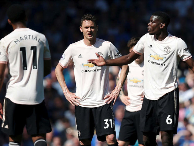 EPL: United thrashed 4-0 by Everton in fresh blow to top four hopes