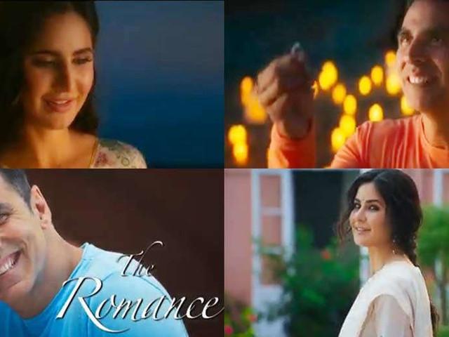 Akshay Kumar and Katrina Kaifâs romance is palpable in the Mere Yaaraa teaser