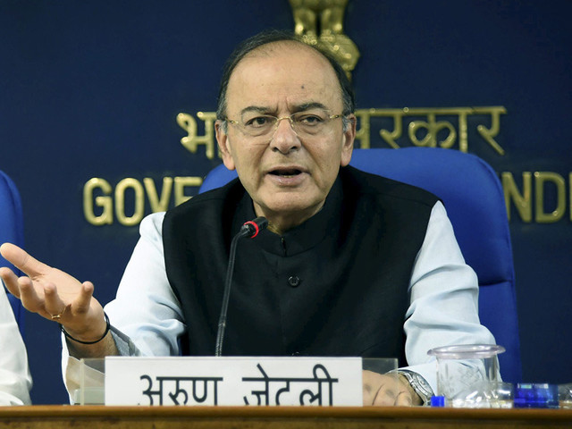 Govt mulling measures to boost economy: Jaitley