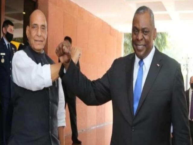 PM मोदी की अमेरिका यात्रा के पूर्व दोनों देशों के रक्षा मंत्रियों की वार्ता, आपसी रक्षा सहयोग पर चर्चा