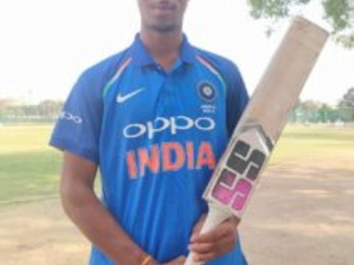 Tilak's ton leads India B to victory