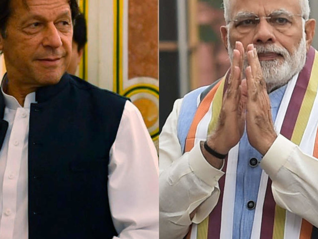 Imran Khan writes to PM Modi, calls for resumption of peace dialogue