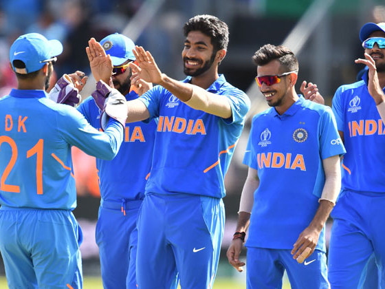 World Cup 2019 : राहुल, धोनीची शतकं; भारताचा पहिला विजय