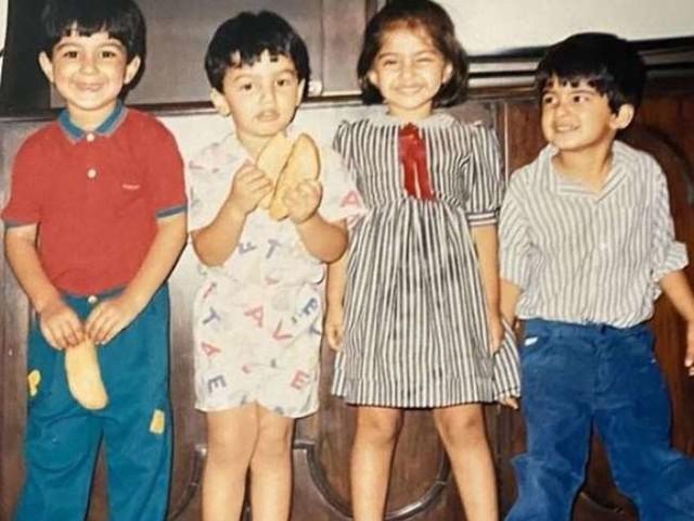 Arjun Kapoor ने बचपन की फोटो की शेयर, मलाइका अरोड़ा के व्बॉयफ्रेंड को पहचानना हुआ मुश्किल