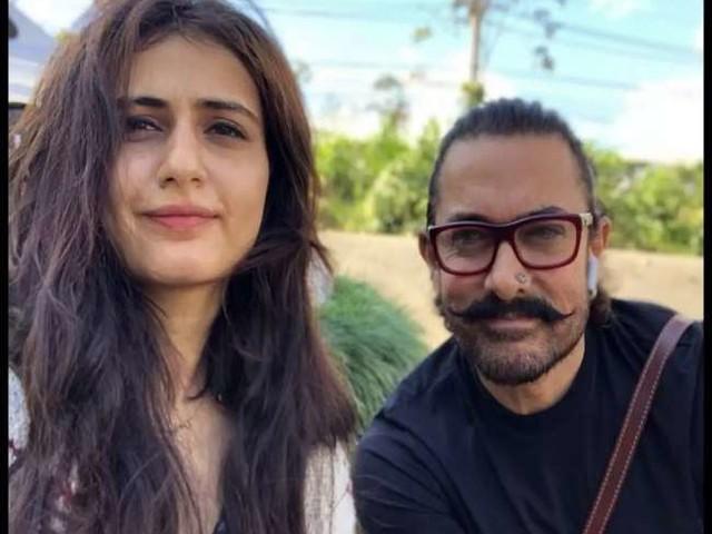 'आमिर खान से ब्याह कब कर रही है मैडम आप?'- फातिमा सना शेख से ट्रोल ने पूछा सवाल