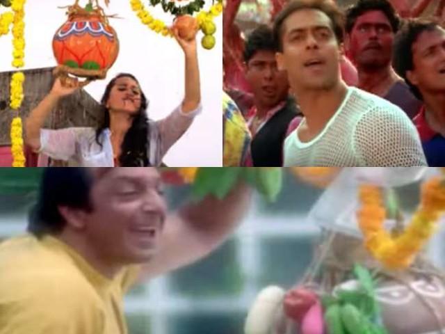 Krishna Janmashtami 2019: बॉलीवुड के इन गानों में दिखी दही हांडी की धूम, सुनते ही थिरकने लगेंगे पैर