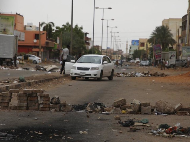 Sudan's protesters launch general strike after crackdown
