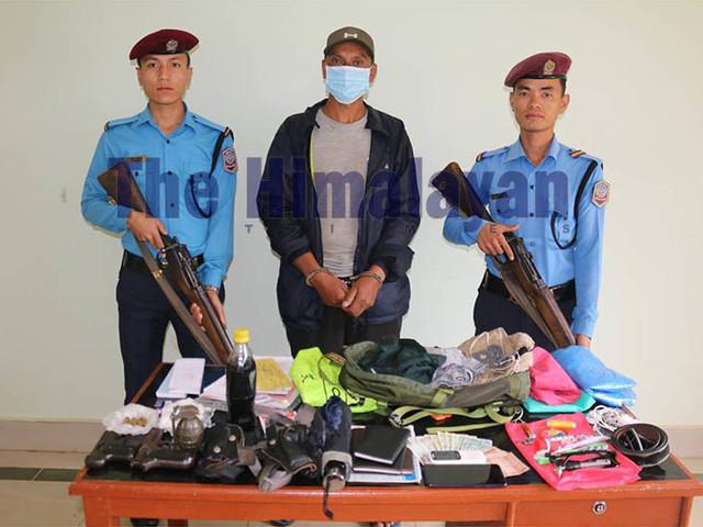Police make Biplav-led CPN district secy public
