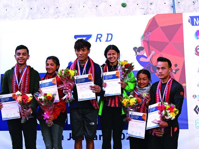Sherpa, Tamang win