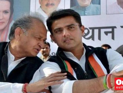 Ashok Gehlot To Be Rajasthan CM, Sachin Pilot His Deputy: Report