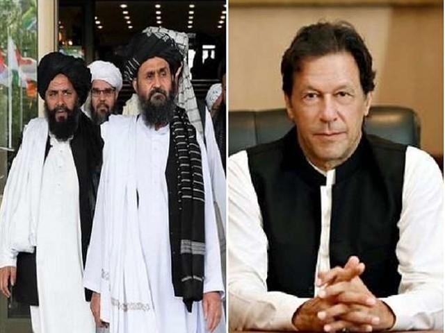तालिबान ने इमरान खान को बताया कठपुतली, अफगानिस्तान के मामलों से दूर रहने की नसीहत