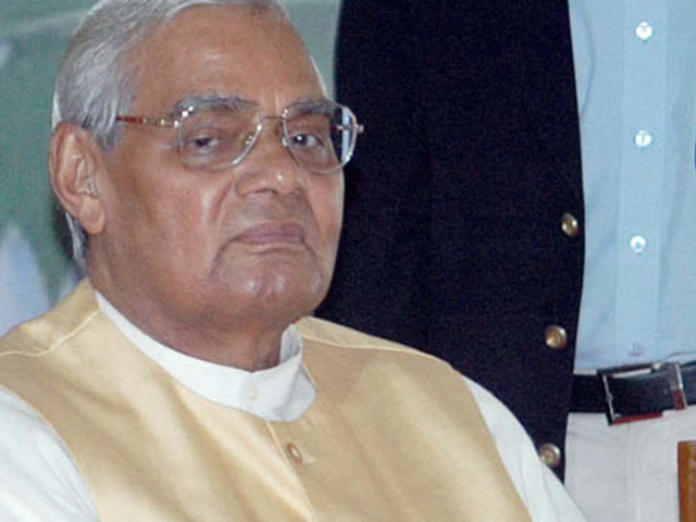 Former Prime Minister Atal Bihari Vajpayee's condition critical