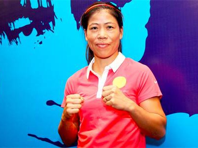 Mary Kom named AIBA ambassador for Women's World Boxing Championship