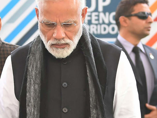Sacrifice of CRPF jawans killed in Pulwama attack won't go in vain: PM Modi