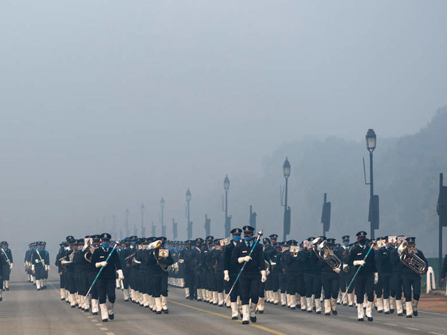 Delhi Traffic Police issues advisory ahead of Republic Day Parade rehearsal