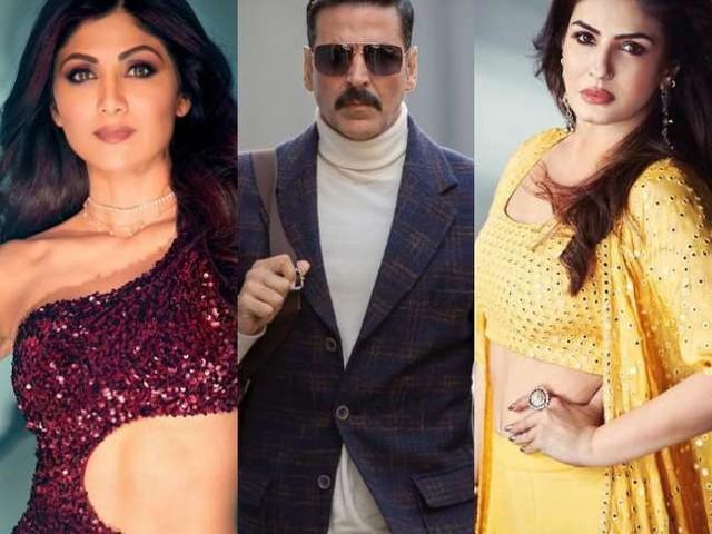 शिल्पा शेट्टी और रवीना टंडन ने लगाए 'चुरा के दिल मेरा' पर ठुमके, लोगों को आई अक्षय कुमार की याद