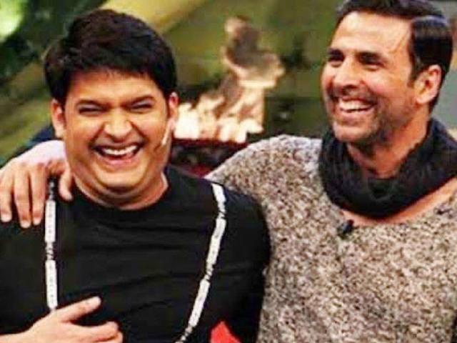 Akshay Kumar and Kapil Sharmaâs social media banter is all things fun