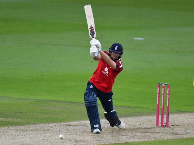 Malan's hometown heroics help England to win series