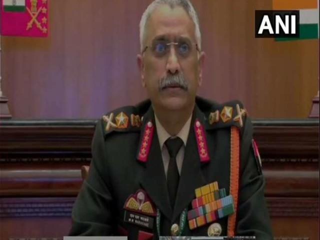 चीन के साथ तनाव से निपटने में कोरोना रोधी उपायों से भारतीय सेना को फायदा हुआ: सेना प्रमुख