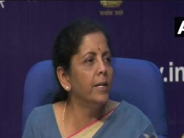 CSR violations not to be treated as criminal offence: Sitharaman