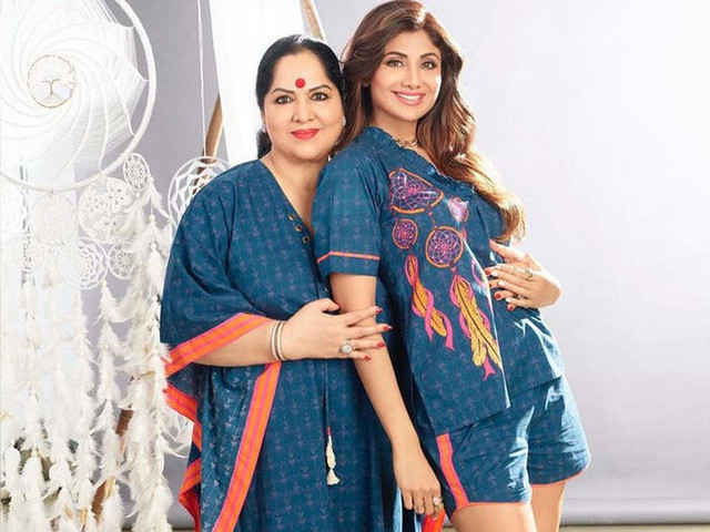 Shilpa's mom files Rs 1.6 cr cheating complaint