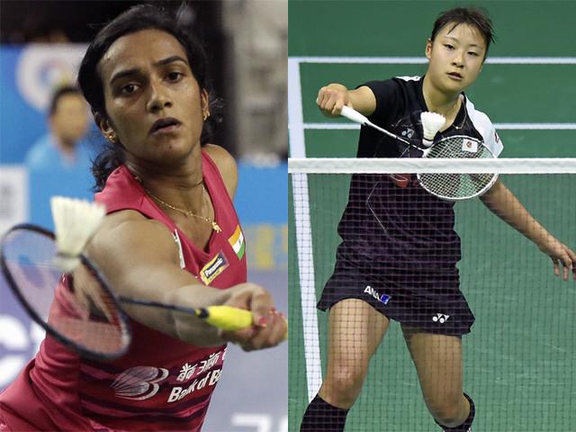 Japan Open: It's PV Sindhu vs Nozomi Okuhara, again