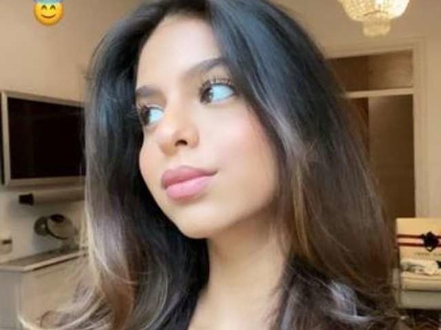 Shah Rukh Khan की बेटी सुहाना खान ने लेटेस्ट तस्वीर शेयर कर धड़काया फैंस का दिल, देखने के अंदाज चर्चा में