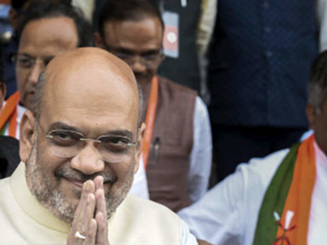 Shah asks Rahul Gandhi to clarify stand on 'urban Naxals' : Amit Shah