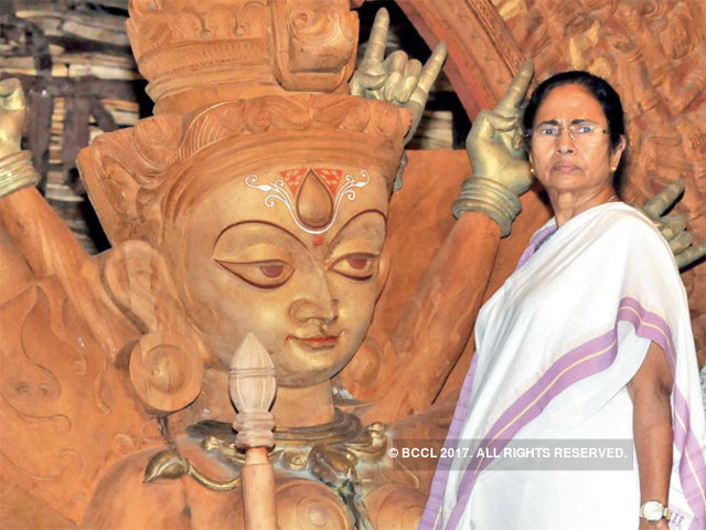 Why Mamata Banerjee should be scared. She is laying groundwork for Hindutva consolidation
