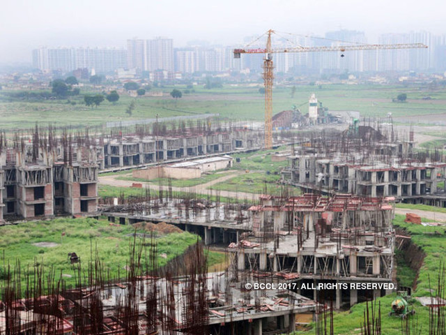 Noida vows 10,700 flats by December after Greater Noida's 17,000
