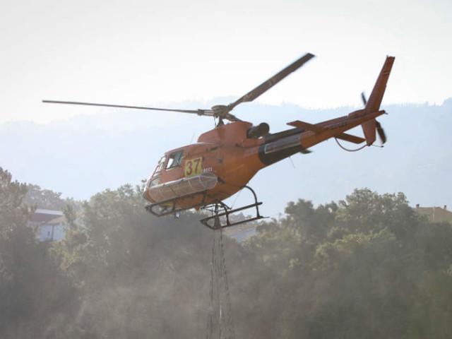Major Portuguese wildfire defies attempts to halt it