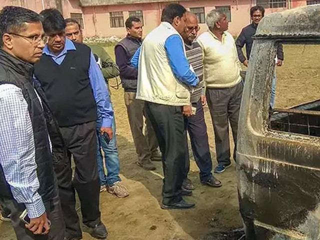 Soldier allegedly involved in Bulandshahr firing detained