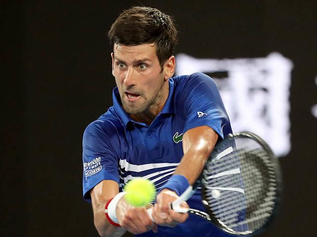 Djokovic clobbers qualifier Krueger to reach second round