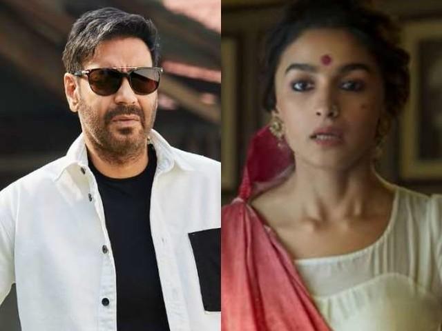 Ajay Devgn कल से शुरू करेंगे 'गंगूबाई काठियावाड़ी' की शूटिंग, 22 साल बाद संजय लीला भंसाली के साथ फ़िल्म