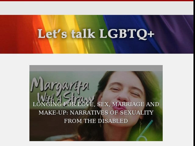 Let's Talk LGBTQ+