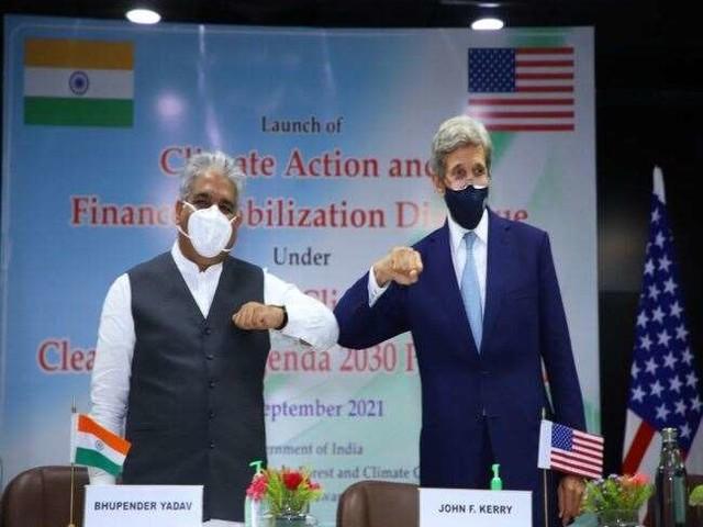 भारत सबसे बड़ी वैश्विक चुनौती जलवायु परिवर्तन से निपटने के लिए प्रतिबद्ध : यादव