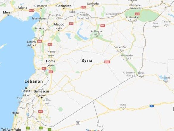 Israel says it thwarts imminent Iranian attack from Syria