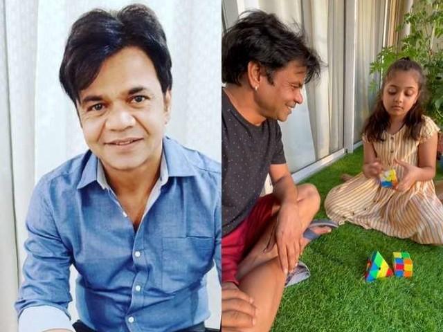 Rajpal Yadav की 7 साल की बेटी ने कर दिखाया ऐसा कारनामा, वीडियो शेयर कर बोले- मैं अभी भी नहीं कर सकता!